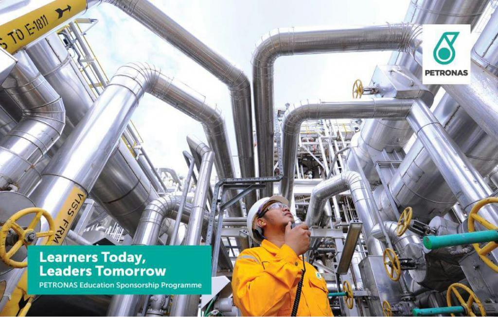Syarat kelayakan, info dan contact infoBiasiswa Melanjutkan Pelajaran Petronas