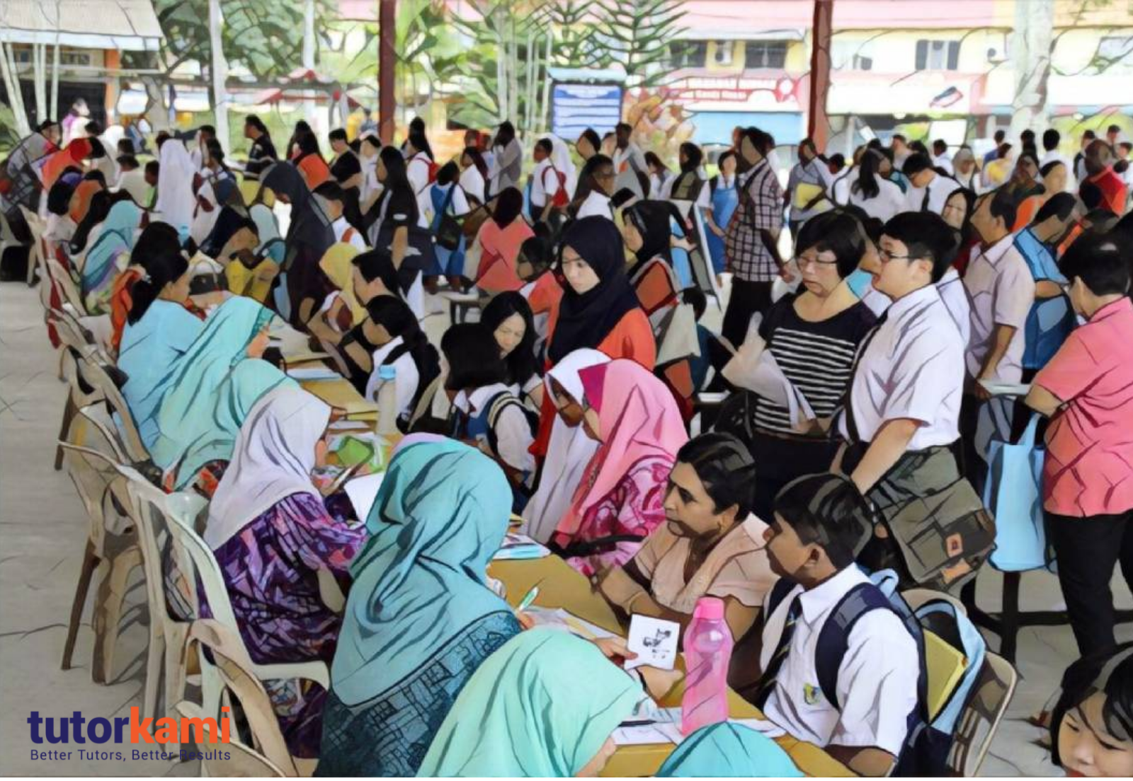 Kemasukan Tingkatan 1 Sekolah Berasrama Penuh : Daftar SBP