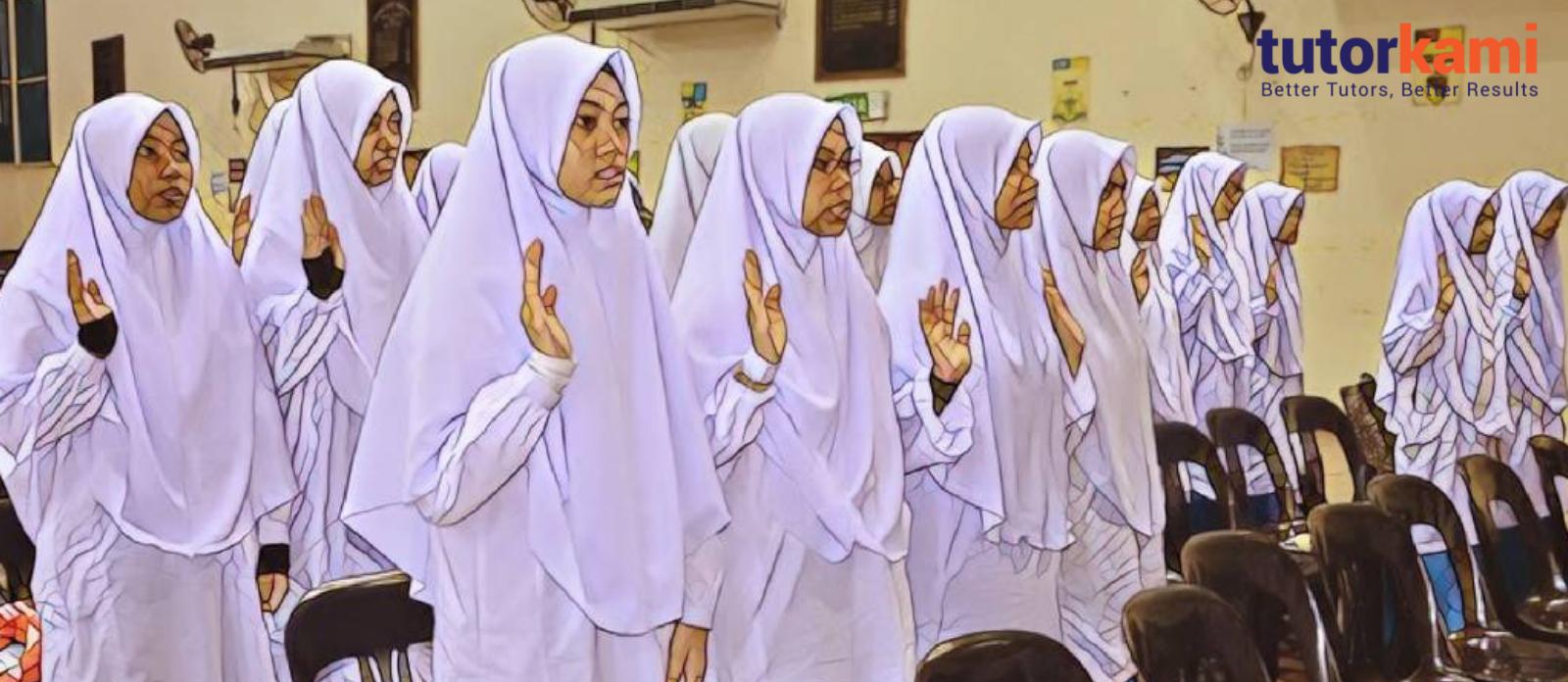 Pendaftaran Kemasukan Tingkatan 4 Sekolah Berasrama Penuh