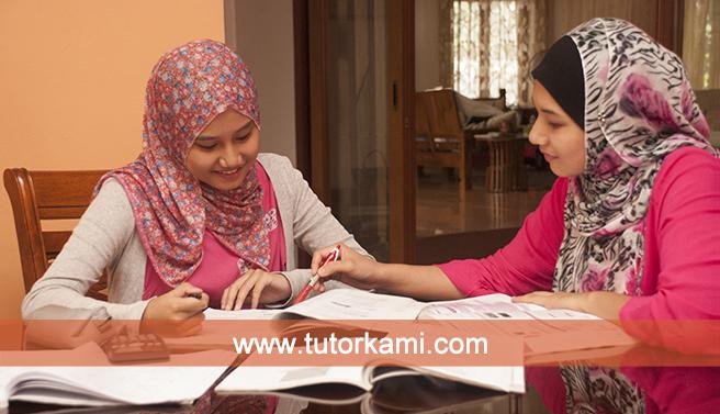 Seorang tutor mengajar seorang pelajar yang pernah gagal SPM dan akan menduduki SPMU.