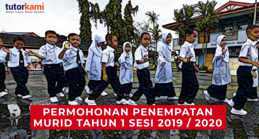 permohonan kemasukan tahun 1 sesi 2019